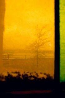 "Rebecca Norris Webb ©Rebecca Norris Webb, ""Stained Glass,"" from ""My Dakota"""