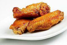 Crock-Pot Honey Garlic Chicken Wings – by Crock-Pot Ladies - super easy and super delicious!