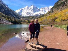 Maroon Bells, Aspen, CO, 10/14