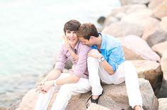 Gay wedding photographer Miami Wedding Photographer Gay Engagement Session