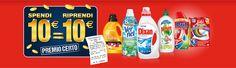 Spendi e Riprendi 2.0 - #concorso #Dixan: #buoni #spesa da 10 euro