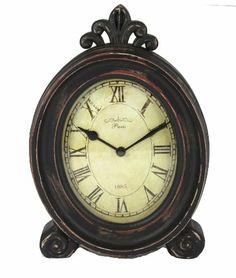 Wood Table Top Clock with Fleur de Lys and Antique Finish VIP,http://www.amazon.com/dp/B003GLAR2G/ref=cm_sw_r_pi_dp_zlLmtb1PFECPRM9W