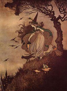 Samhain - Southern Hemisphere: Sunset April 30th