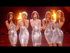 Girls Aloud - Call The Shots (Live). Who would have guessed the U.K. would be home to all these girl groups.