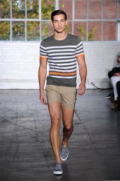#Menswear #Trends Parke & Ronen Spring-Summer 2015 Primavera Verano #Tendencias #Moda Hombre