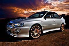 2000 Subaru Impreza WRX STi  Yes, yes, yes! My ultimate car.