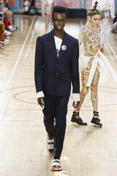 Vivienne Westwood | Menswear - Spring 2018 | Look 11