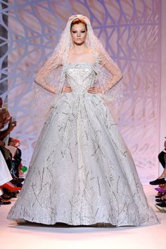 Wed Me In Couture:  Zuhair Murad Fall 2014