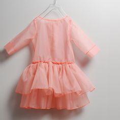 lieschen mueller girls organza dress