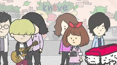 【自主制作アニメ】寿司くん 第十八話「かわいそうバンドマン」