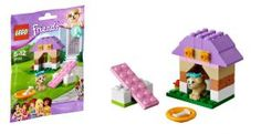 LEGO Friends Puppy's Playhouse - animal pack 2013