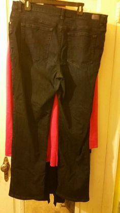 c0012170004 Black Old Navy Jeans Size 16- Great Condition #fashion #clothing #shoes #