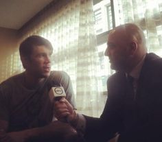 UFC Fight Night London Exclusive Interview with Forrest Griffin