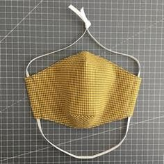 Free Face Mask Pattern and Tutorial – Dhurata Davies Sewing Patterns Free, Free Sewing, Free Pattern, Easy Face Masks, Diy Face Mask, Sewing Hacks, Sewing Tutorials, Pocket Pattern, Diy Mask