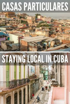 Looking to stay local and experience the authentic Cuba? Read all about casas particulares, how to find and book one, costs, recommendations and other tips!