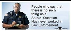 Especially as a dispatcher...