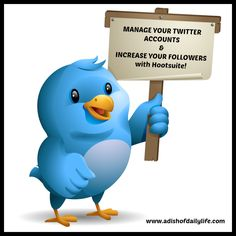 Manage Your Twitter Accounts and Increase Followers Using Hootsuite