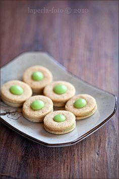 Matcha and Ginger Chocolate Cookies. #cookies #matcha #tea