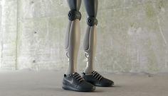 Nike Robotics by Simeon Georgiev