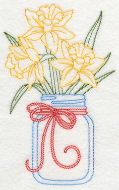 Machine Embroidery Designs at Embroidery Library! - New This Week Crewel Embroidery Kits, Embroidery Transfers, Learn Embroidery, Hand Embroidery Patterns, Cross Stitch Embroidery, Machine Embroidery Designs, Embroidery Thread, Embroidery Store, Indian Embroidery