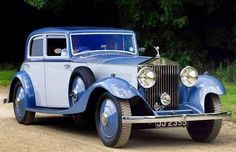 Chassis 116MS (1932) Sports Saloon by Park Ward (body 3693)