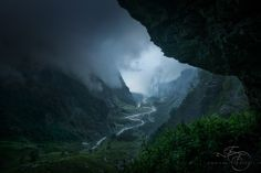 Photograph Descent to Rivendell by Enrico Fossati on 500px