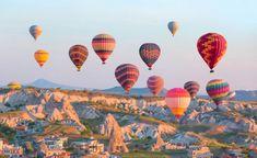 5 λόγοι που δεν είναι κακό να σκέφτεσαι ταξίδια την εποχή του κορωνοϊού - iTravelling Air Balloon Rides, Hot Air Balloon, Best Places To Travel, Best Cities, Cappadocia Balloon, Turkey Vacation, Turkey Travel, Balloons Photography, Australia Tourism