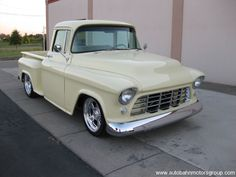 1955 chevy truck | 1955 Cevrolet Pick Up