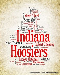 Indiana Hoosiers  Greatest Basketball Players: needs updated with Victor and Cody
