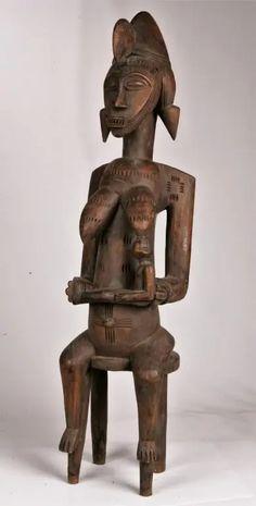 Esculturas Senufo Pombia o Pombimbele Cap.XI | Juanjo Andreu