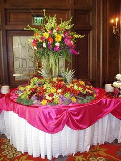 Fruit Display Catering by The Perfect Pear Catering, LLC | The ...