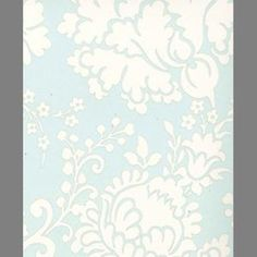Nice colouring - duck egg blue - wallpaper