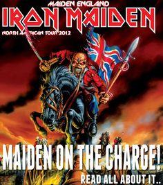 Maiden on the run!!!