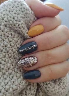 precise nails art design for fall 24 ~ thereds.me - precise nails art design for fall 24 ~ thereds.me – precise nails art design for fall 24 ~ thereds. Classy Nails, Stylish Nails, Simple Nails, Classy Nail Designs, Nail Art Designs, Fall Toe Nail Designs, Chrome Nails Designs, Nagellack Design, Nagel Hacks