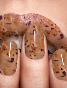 The Year 2013 As Told By Nail Art (via BuzzFeed)