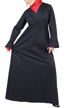 Платье из хлопка в 6 расцветках, размеры от XS до 7XL, подробнее: http://ismailovashop.com/5_Hlopkovaya_Abaya.htm#tab1