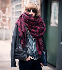 Lisa Dengler of Just Another Fashion Blog