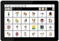 TalkingTILES is a touch-based Augmentative & Alternative Communication (AAC) application that runs on all major mobile platforms and on any computer. It is a full-featured, customizable assistive speech application.