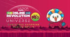 Lazada Philippines Online Revolution Survival Kit  #ShopTheUniverse