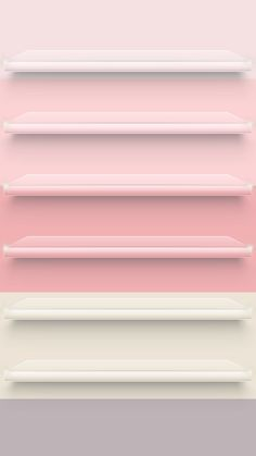 Striped home screen
