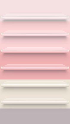 Striped home screen