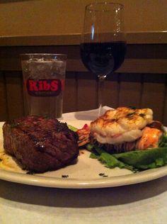 Steak & Lobster Combo