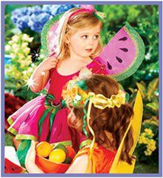 Costumes... watermelon fairy )  sc 1 st  Pinterest & Watermelon Collection Tutu Set by Just Pretend Kids #Halloween ...