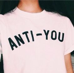 anti-you / quotes / hate / tumblr