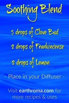 Essential Oil uses and recipes including blends, diffusing recipes, topical recipes, aromatherapy uses and recipes. Frankincense Essential Oil Benefits, Clove Essential Oil, Essential Oils Guide, Essential Oils For Sleep, Essential Oil Diffuser Blends, Essential Oil Uses, Essential Oil Combinations, Clove Bud, Diffuser Recipes