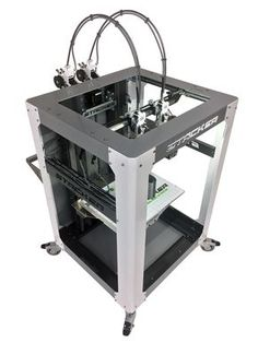 STACKER Returns with the S2 3D Printer #3DPrinting