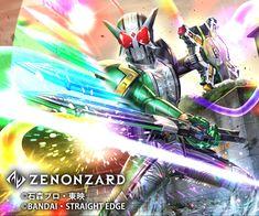 Kamen Rider W, Power Rangers, Final Fantasy, Battle, Hero, Cards, Anime, Powe Rangers, Cartoon Movies
