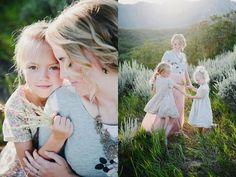 Soft family photos