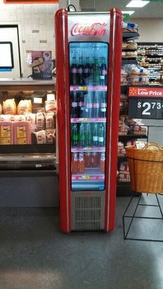 New coke fridge in olive deli manchester products we for 1 door retro coke cooler