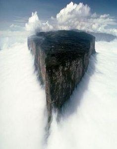 Mount Roraima, Guyana/Brazil/Venezuela